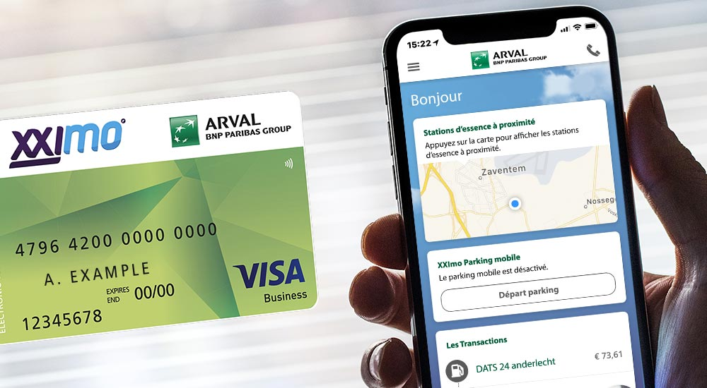 Arval and xximo take next step toward integrated mobility the arval mobility card and app both developed by xximo are the perfect tools to organize european business mobility in a more flexible and durable way colourmoves