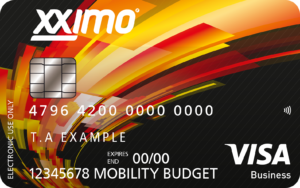 Mobility Budget Card